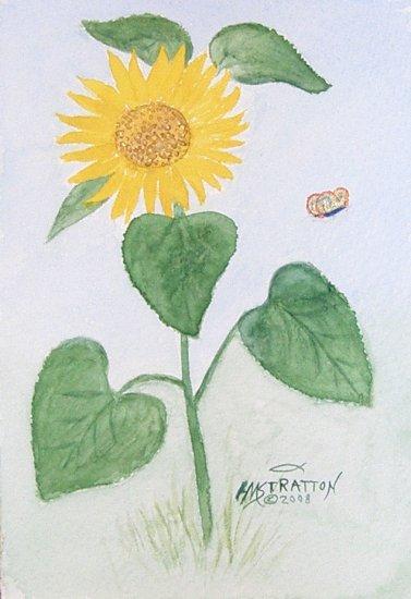 063 Lynn's Sunflower