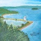 068 Seal Island Lighthouse, Nova Scotia - SOLD