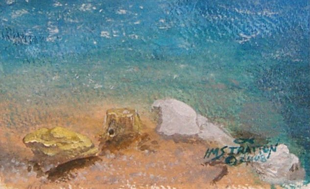 071 Rocks on the Shore