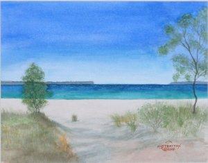 094 Australian Beach