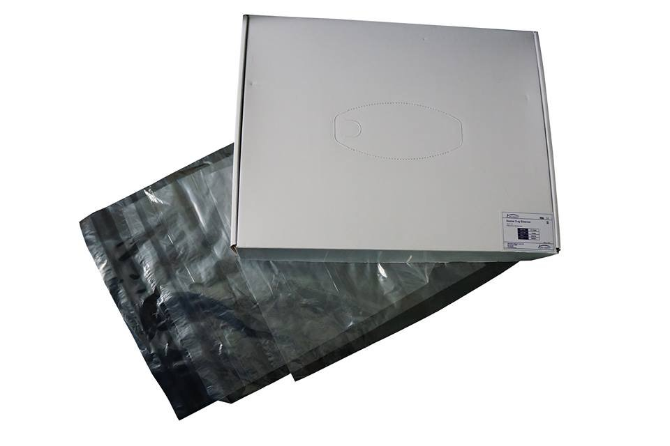 """Dental Tray Sleeves 11 5/8"""" x 16"""" in Dispenser Box - 500 Pieces"""
