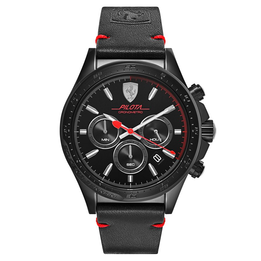 FERRARI Pilota Men's Watch 830434