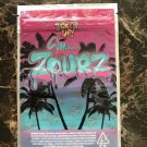 50 Miami Zourz (Jokes Up) 3.5g-7g Mylar Bags + 5 Free Bags (55)