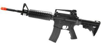 Well R6 Airsoft M4 AR15 Style Assault Rifle