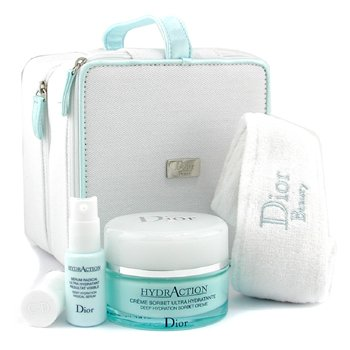 CHRISTIAN DIOR- HYDRACTION HYDRATION 4PC SET