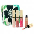 ESTEE LAUDER- PURE COLOR GLOSS SET- 5 PC