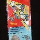 FLIGHT ZONE Disney Mickey Mouse Delta Kite 52 In with String and Holder