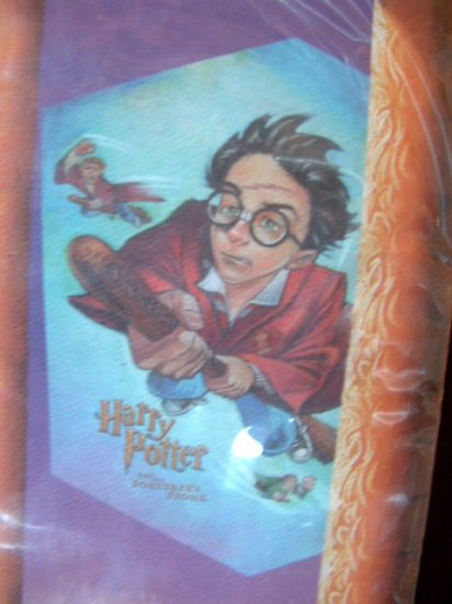 """FLIGHT ZONE Harry Potter 40"""" Hex Kite with String and Holder"""