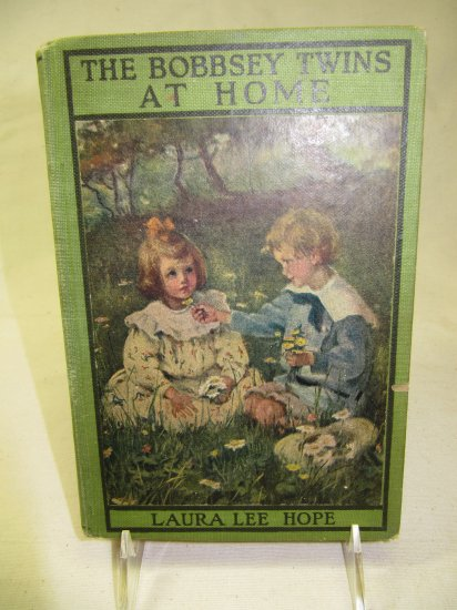 The Bobbsey Twins at Home by L.L. Hope (c) 1916 Hardback