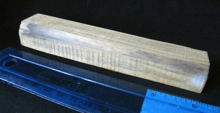 Russian Olivewood Pen Blank Turning Wood 5.875 Inch