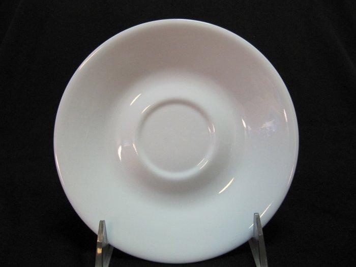 CORELLE Livingware White Saucer 6.25 Inches