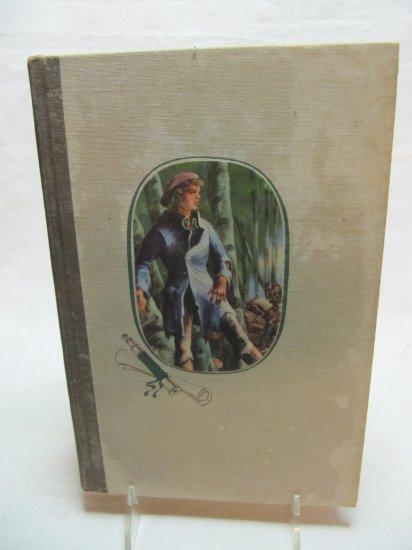 Kidnapped R. L. Stevenson Hardback Book L. Ward Color Illus Jr Library Edition