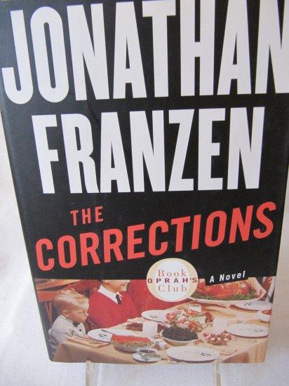 The Corrections by Jonathan Franzen Hardback Book 1st Edition