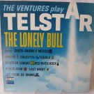 THE VENTURES Play Telstar The Lonely Bull LP Record Album Dolton BLP-2019 Mono 1960s Dark Blue Label