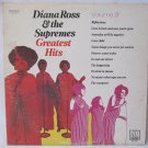 DIANA ROSS & THE SUPREMES Greatest Hits Vol 3 LP Record Album Motown MS 702 HS-1673-2 Stereo 1969