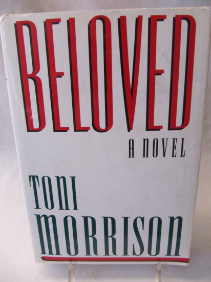 the internal grief of characters in beloved a novel by toni morrison 99 subversion, perversion and the aesthetics of eroticism in the bluest eye, beloved and song of soloman of toni morrison anticipate that any possible relationship with another will have the latter consequences.