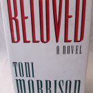 Beloved A Novel by Toni Morrison Hardback Book 1st Edition