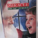Miracle on 34th Street VHS Video Movie in Case