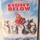 Eight Below Walt Disney Pictures Widescreen Edition DVD with Case 2006 PG Huskies Movie