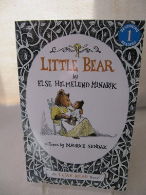 Little Bear by Elsa Holmelund Minarik Illust by Maurice Sendak I Can Read Level 1 Paperback Book