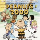PEANUTS 2000 The 50th Year of Charlie Brown Strips 1st Edition Paperback by Charles M. Schulz