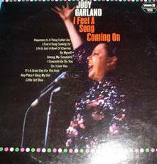 JUDY GARLAND I Feel a Song Coming On Pickwick PC-3053 Mono Original 1970s LP Album Vinyl Open Shrink