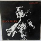 JOAN BAEZ LP Record Album Vinyl Vanguard VRS-9078 Mono 1960