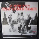 AT HOME WITH THAT OTHER FAMILY Kruschev Cold War Comedy 1963 Vinyl LP Record Album R-25203