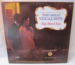 Great Vocalists Of The Big Band Era Longines Mca Dl 734665