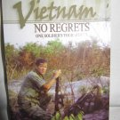 Vietnam No Regrets Signed by Author by J. Richard Watkins 1st Edition Paperback