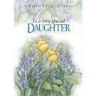 To A Very Special Daughter To Give and to Keep Hardcover Giftbook by Helen Exley