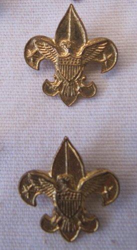 Vintage boy scout pins, teen sexphoto