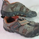 MERRELL Continuum WaterPro Z-Rap Shoes Elephant Orange Kids Junior Size US 4.5 UK 3.5 EUR 35.5