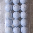 36 Pack Second Chance Reconditioned Golf Balls Premium Pro-Line In Retail Package