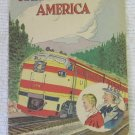 Vintage Rails Across America Comic Educational Railroad c 1968 Bill Bunce