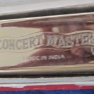 Vintage Concert Master Harmonica 24 Hole 1979 Schackman 80273 w Orig Box and Booklet