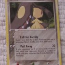 Authentic POKEMON MAWILE Card 17/108 (c) 2007 Near Mint