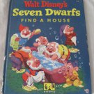 Walt Disney's Seven Dwarfs Find a House See Saw Book No. S-2 (c) 1948, 1952