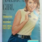 American Girl Magazine April 1966 Vintage 1960s Back Issue Try Trimnastics
