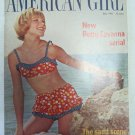 American Girl Magazine July 1967 Vintage 1960s Back Issue New Betty Cavanna Serial