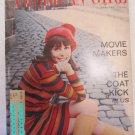 American Girl Magazine September 1967 Vintage 1960s Back Issue Movie Makers