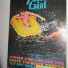 American Girl Magazine May 1968 Vintage 1960s Back Issue Summer Jobs Just for You