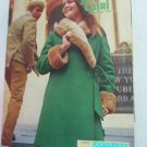American Girl Magazine September 1968 Vintage 1960s Back Issue Batik Boutique