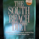 The South Beach Diet by Arthur Agatston, M.D. Hardback Book