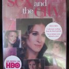 Sex and the City The Sixth Season 6 Part 2 DVD New in Shrink Wrap