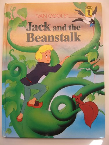 Van Gool's Jack and the Beanstalk Hardcover Children's Book Illustrated