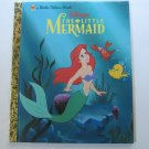 Walt Disney's The Little Mermaid Little Golden Book (c) 1999, 2003
