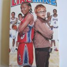 Like Mike Starring Lil Bow Wow VHS Video Kids' Basketball Movie 2002