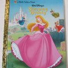 Walt Disney's Sleeping Beauty Little Golden Book (c) 1997, 2004