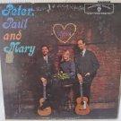 Peter, Paul and Mary Warner W 1449 Mono Original 1962 LP Record Album Vinyl